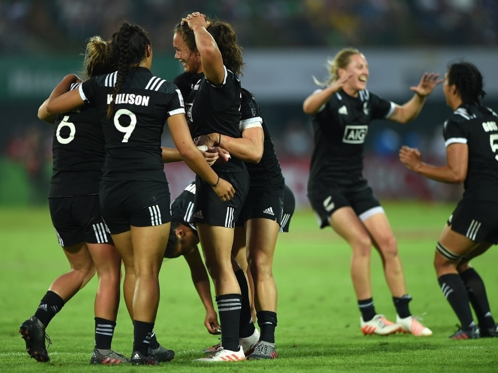 New Zealand Women Win Las Vegas Sevens Planet Rugby