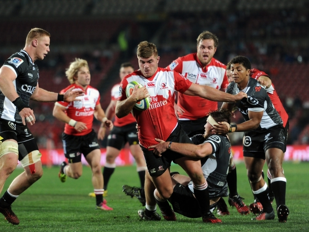 Preview Lions V Sharks Planet Rugby