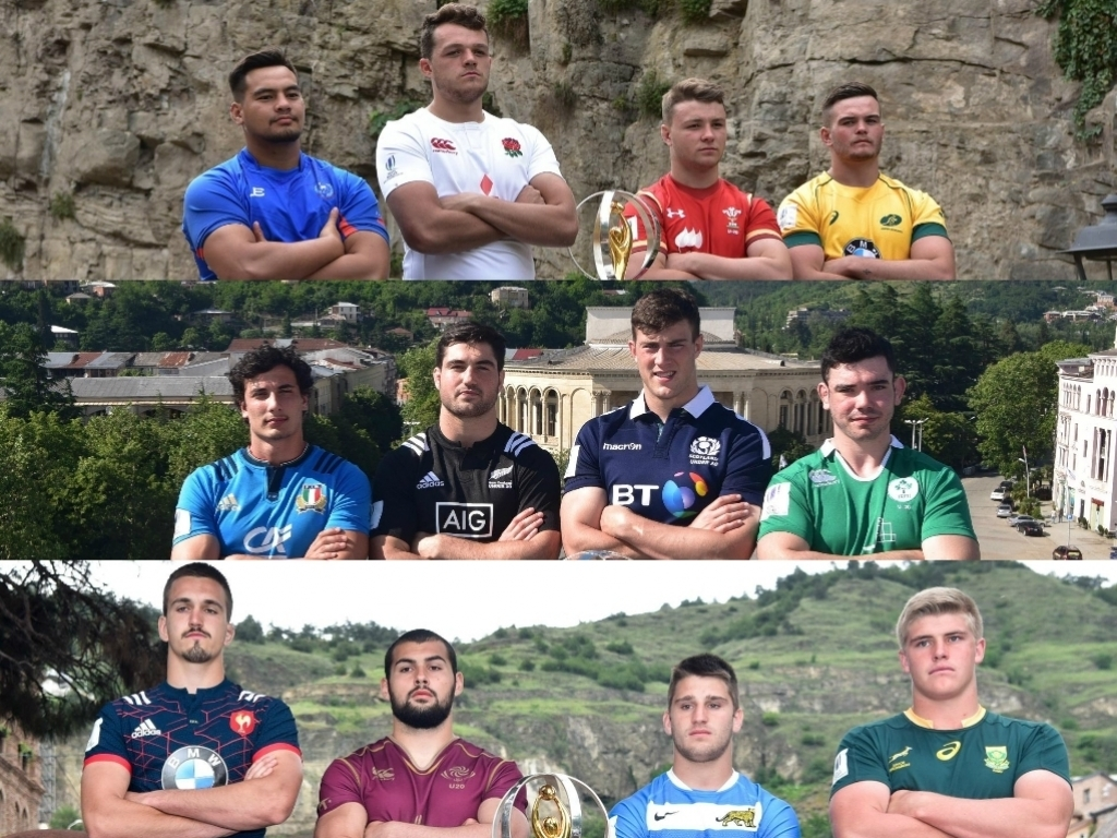Preview World Rugby U20 Championship 2017 Planet Rugby