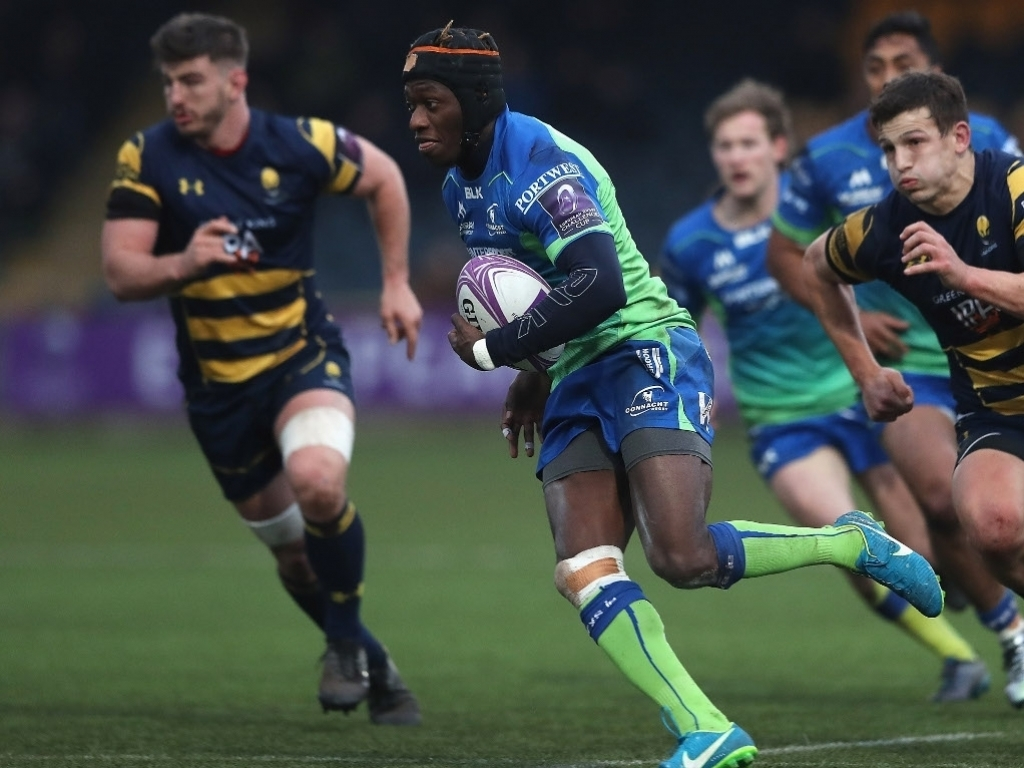6730b0d8005 Sale and London Irish win, Connacht draw at Worcester | Planet Rugby
