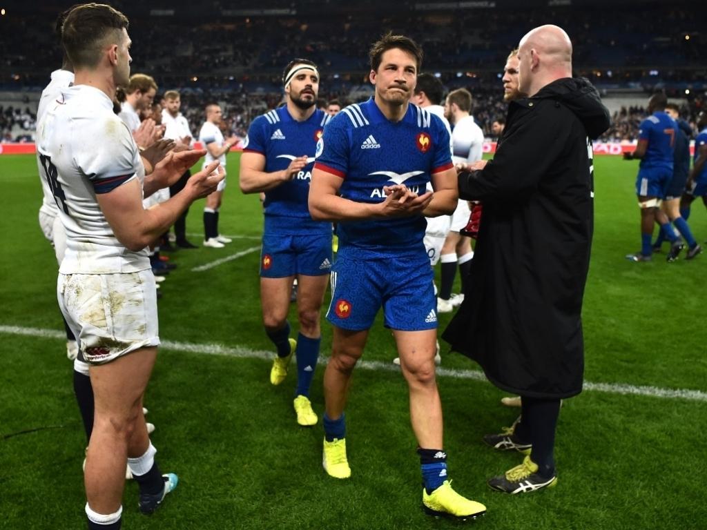 69b8435c743 VIDEO: France v England highlights