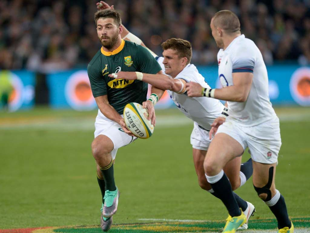 Video South Africa V England Highlights