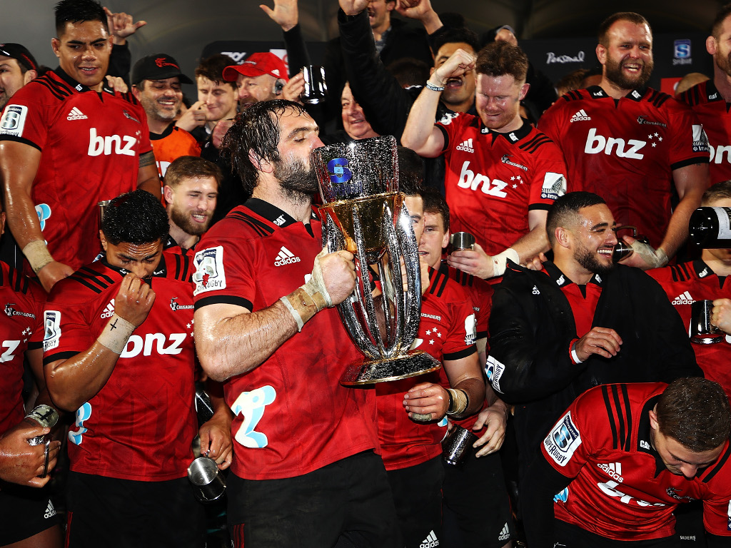 5f1ffcbfbbd Outstanding Crusaders claim ninth Super Rugby title