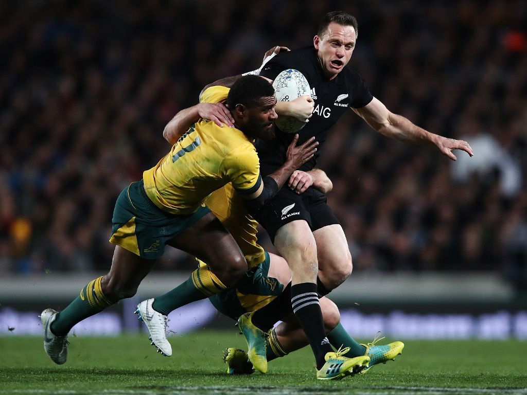 Preview New Zealand V Australia Planet Rugby
