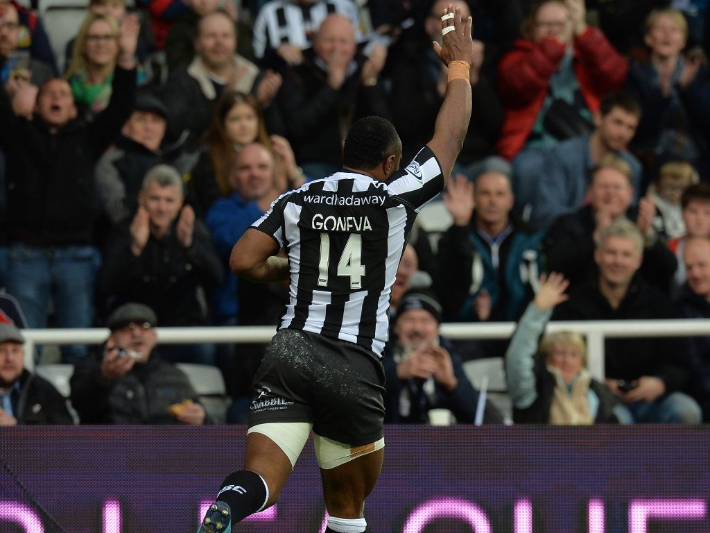 a854c42dd83 Newcastle to face Sale Sharks at St James' Park