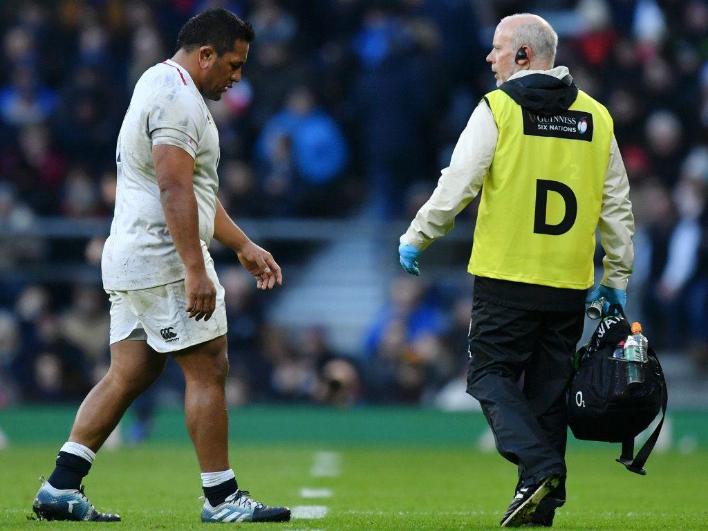 10 Weeks Out For Injured Mako Vunipola