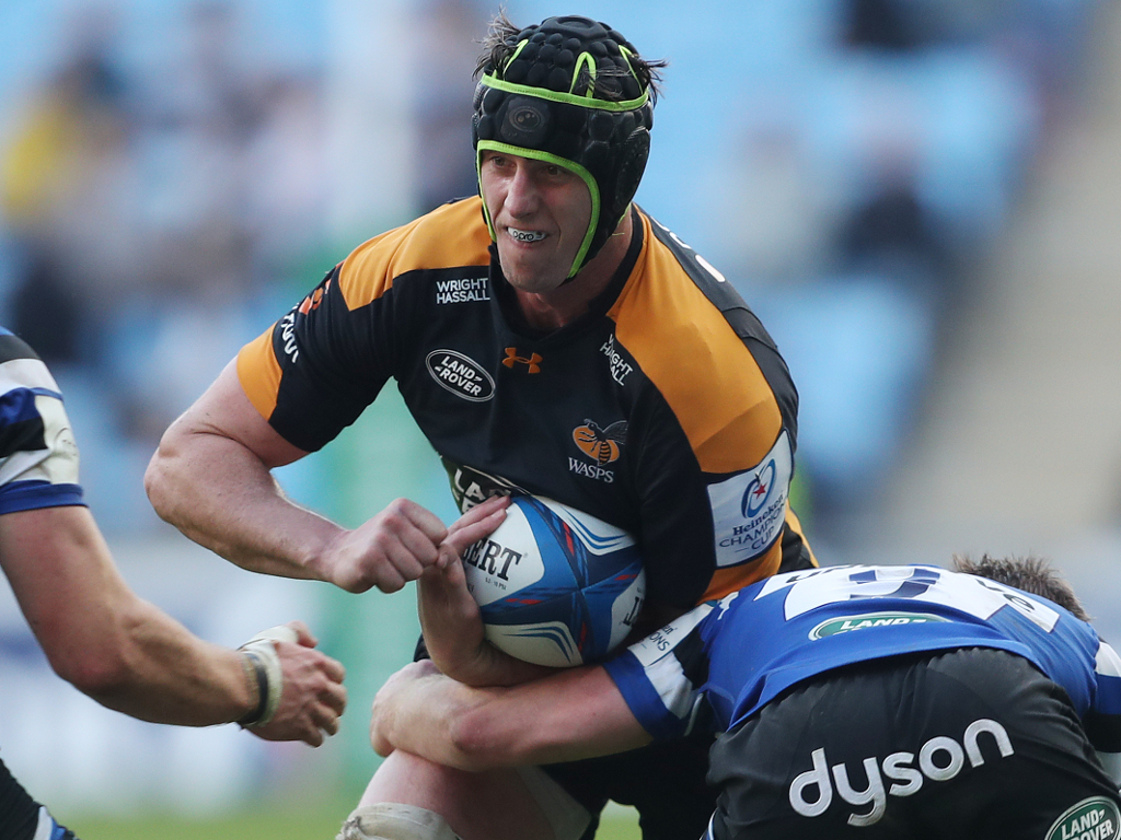 Wasps lock in James Gaskell to new deal | Planet Rugby