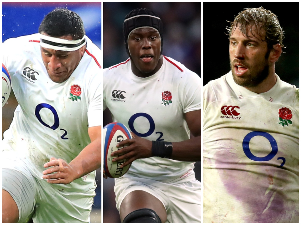 Predicting England S World Cup Squad Forwards Planet Rugby