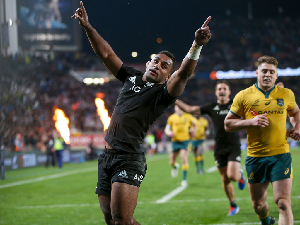 New Zealand hammer Australia to retain Bledisloe Cup | Planet Rugby