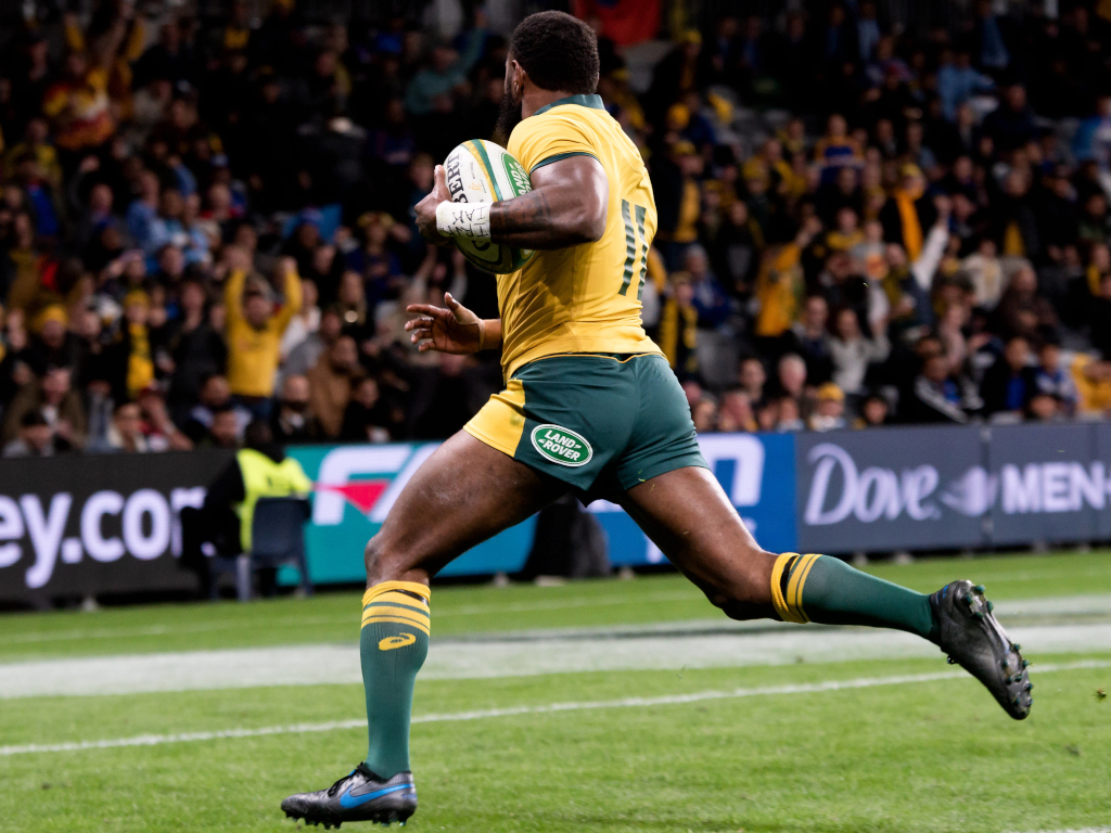 Marika Koroibete re-signs with Rugby Australia | Planet Rugby