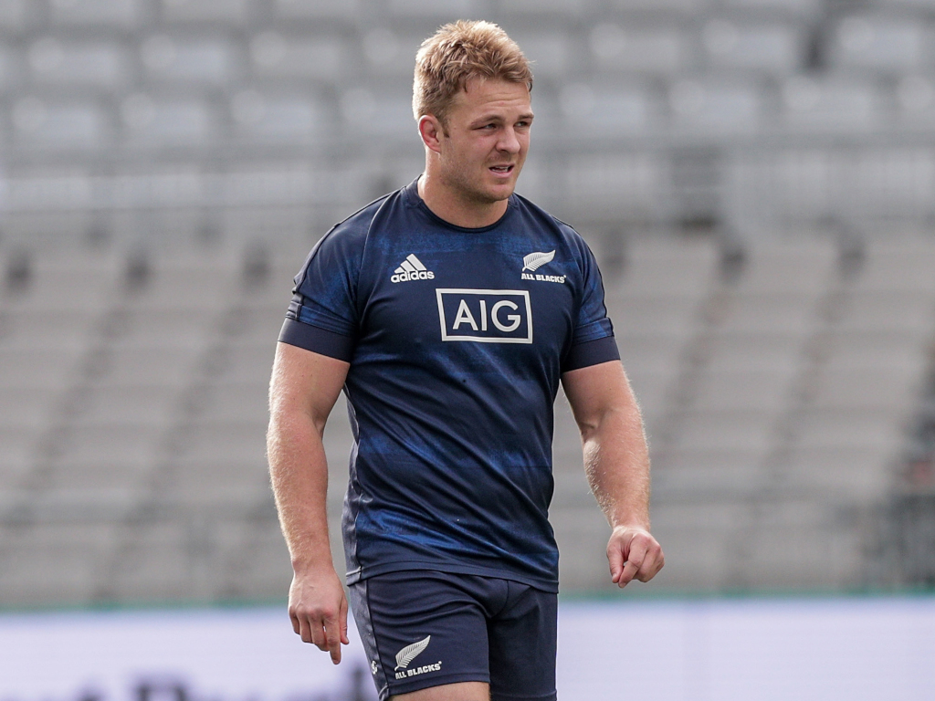 Sam Cane Appointed All Blacks Captain Planet Rugby