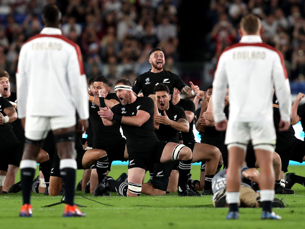 Rugby Union Today England Punished For Haka Response Planet Rugby