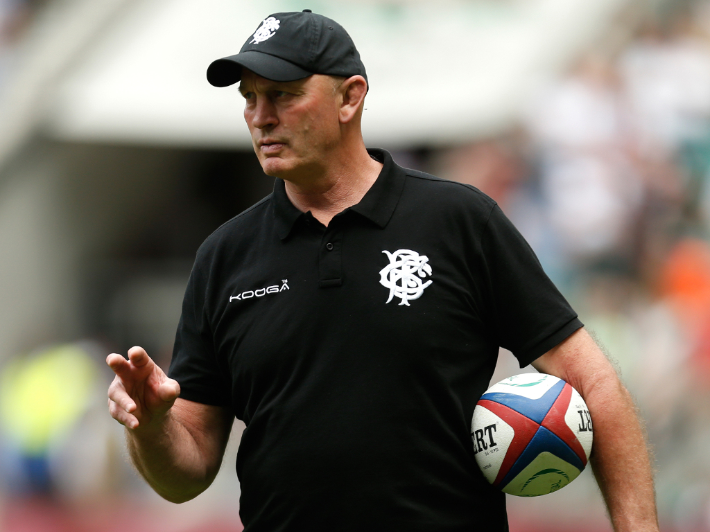 Vern Cotter confirms Barbarians squad to face England   PlanetRugby