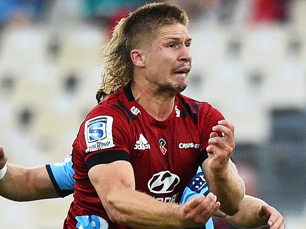 Crusaders Kick Off Campaign With Bonus Point Win Planet Rugby
