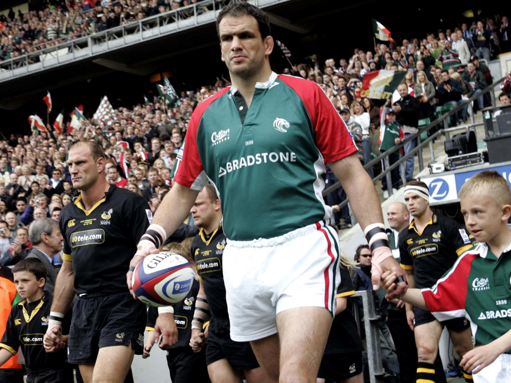 On this day: Martin Johnson's last game as a player | PlanetRugby