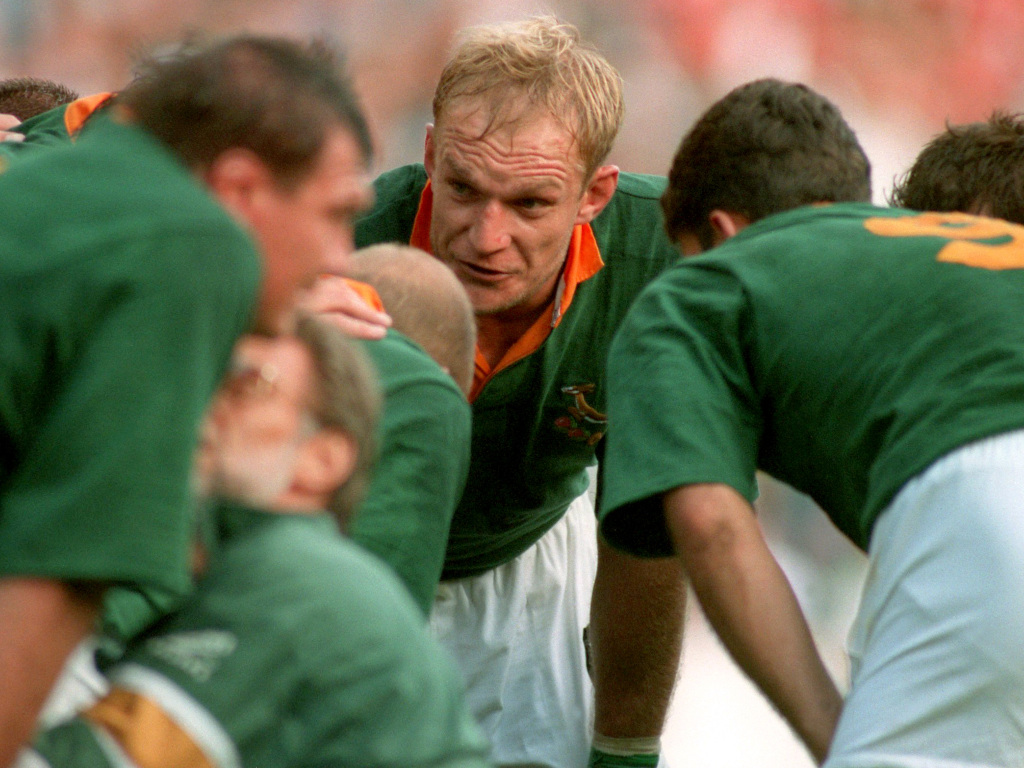 Video Watch The 1995 Rugby World Cup Final Planet Rugby