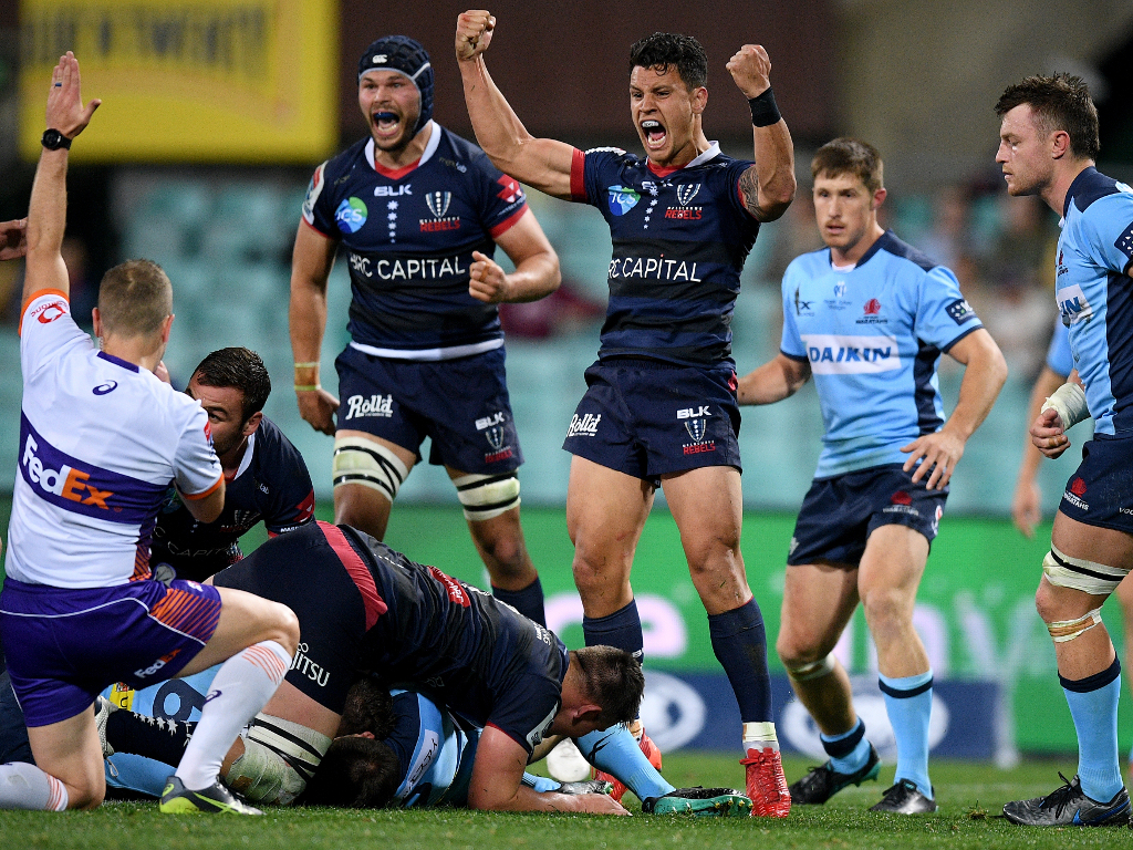 Rebels see off Waratahs for debut Super Rugby AU win   Planet Rugby