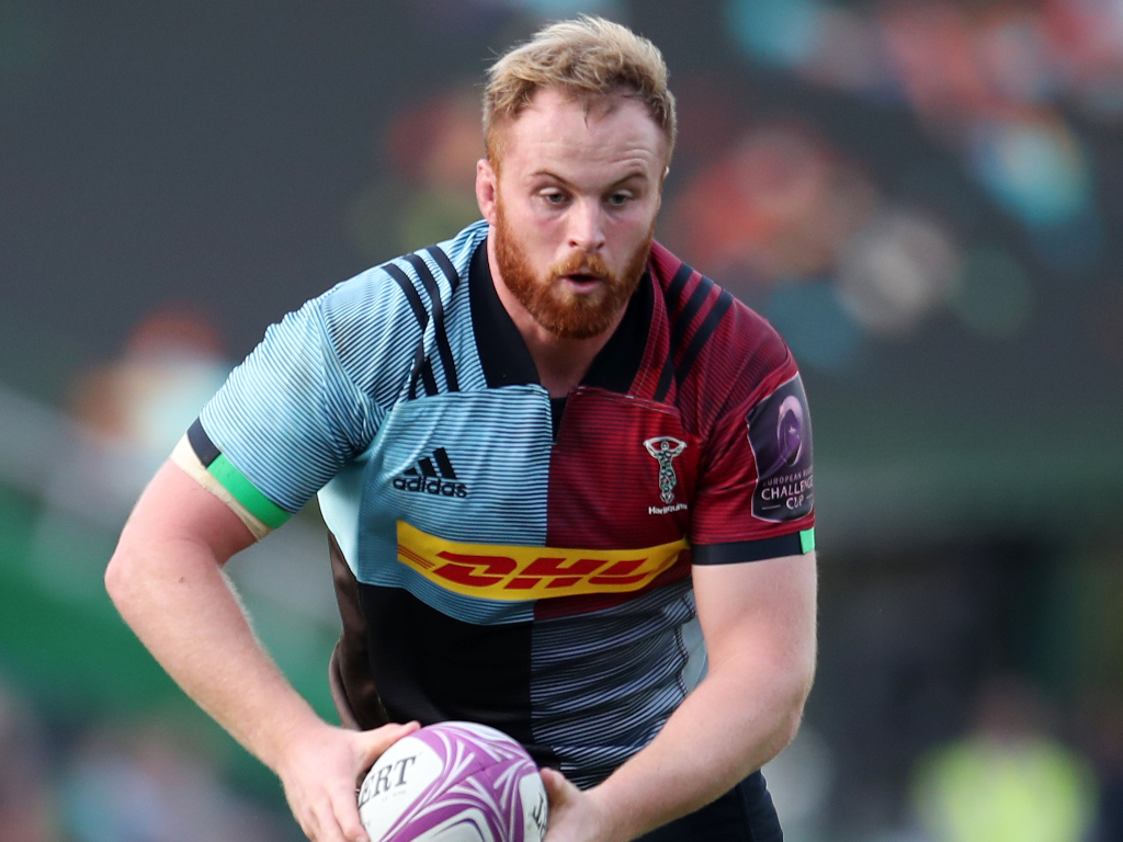 Busy schedule no problem for excited James Chisholm | Planet Rugby