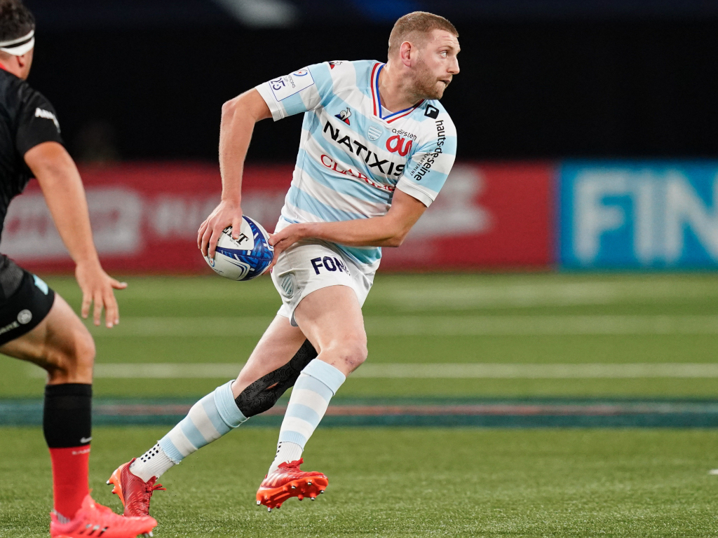 Stuart Hogg wary of 'world-class' Finn Russell | Planet Rugby