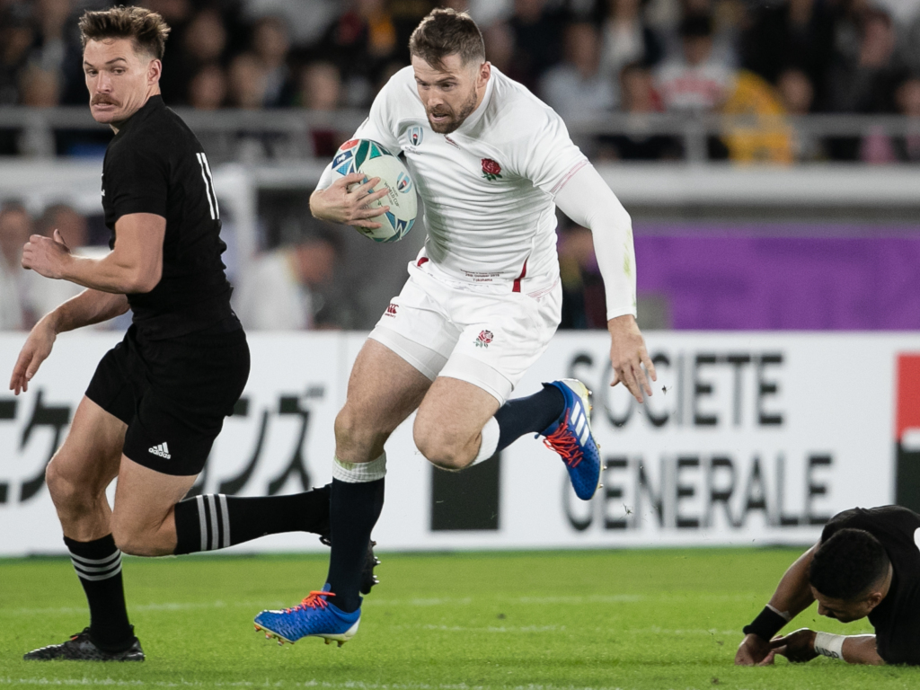Elliot Daly left out of England squad for Barbarians clash ...