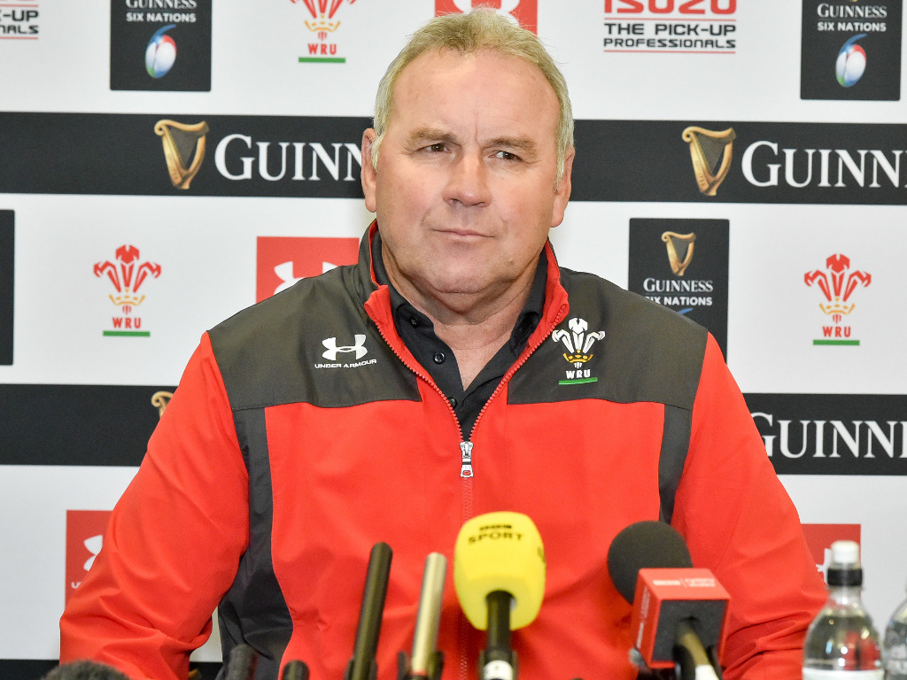 Wales are under pressure' - Wayne Pivac   Planet Rugby