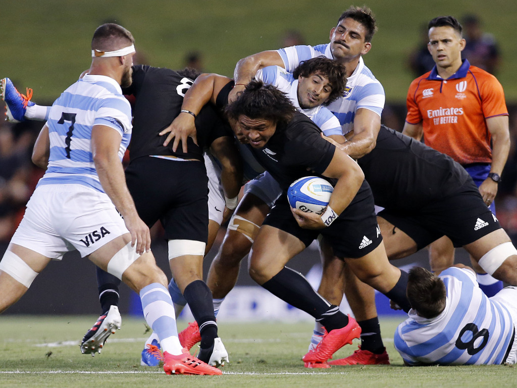 Bonus-point victory for All Blacks against Pumas | Planet Rugby