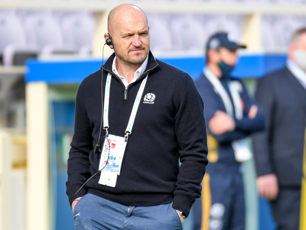 We are in the toughest pool' – Gregor Townsend | PlanetRugby